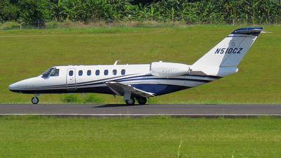 N510CZ - Cessna 525B CitationJet 3+ - Private
