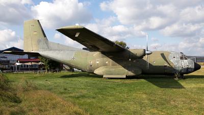 50-07 - Transall C-160D - Germany - Air Force
