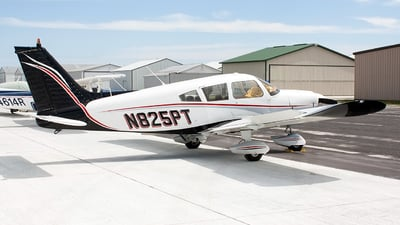 N825PT - Piper PA-28-180 Cherokee - Private