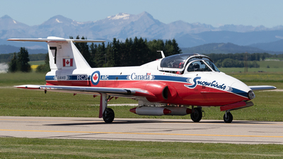 114149 - Canadair CT-114 Tutor - Canada - Royal Canadian Air Force (RCAF)