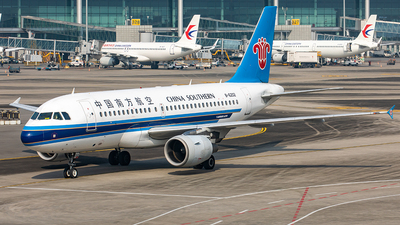 B-6202 - Airbus A319-115 - China Southern Airlines