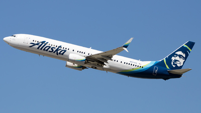 A picture of N471AS - Boeing 737990(ER) - Alaska Airlines - © Angelos Panou