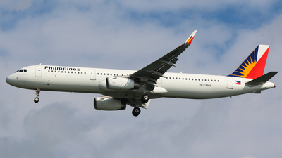 RP-C9909 - Airbus A321-231 - Philippine Airlines