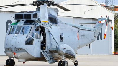 HS.9-08 - Sikorsky SH-3D Sea King - Spain - Navy