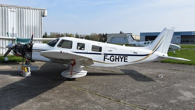 F-GHYE - Piper PA-32-301 Six XT - Private