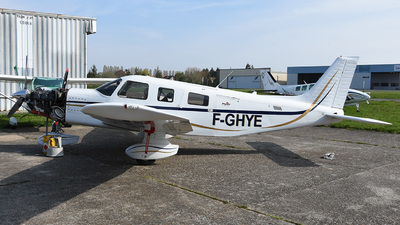 A picture of FGHYE - Piper PA32301FT 6X - [3232051] - © bruno muthelet