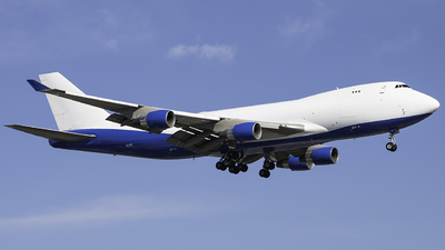 A6-GGP - Boeing 747-412F(SCD) - United Arab Emirates - Dubai Air Wing