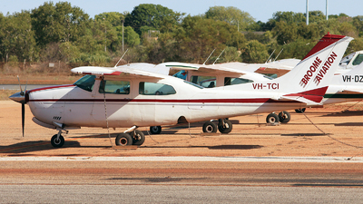 VH-TCI - Cessna 210L Centurion II - Broome Aviation