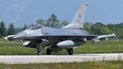 89-2041 - General Dynamics F-16C Fighting Falcon - United States - US Air Force (USAF)