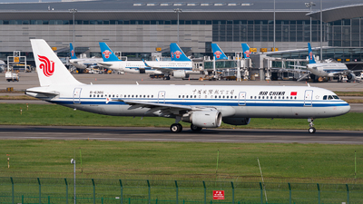 B-6386 - Airbus A321-213 - Air China