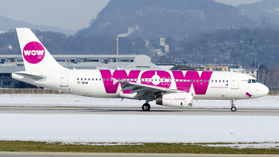 TF-WOW - Airbus A320-232 - WOW Air