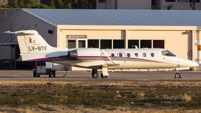 LV-BTF - Bombardier Learjet 31A - American Jet