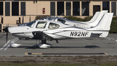 A picture of N92NF - Cirrus SR22T - [1425] - © David Lee