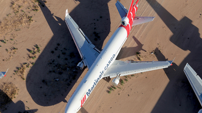 N68089 - McDonnell Douglas MD-11(CF) - Martinair Cargo