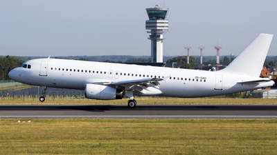 ZS-GAO - Airbus A320-231 - Global Aviation