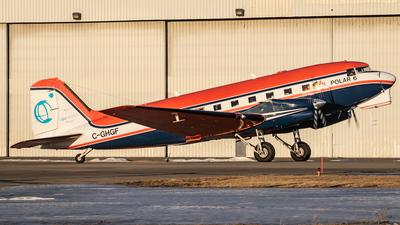 A picture of CGHGF - Douglas DC3C - Kenn Borek Air - © Hamza Hasnat