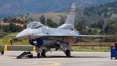 92-3911 - General Dynamics F-16CJ Fighting Falcon - United States - US Air Force (USAF)
