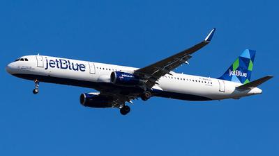 N996JL - Airbus A321-231 - jetBlue Airways