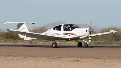 N372SE - Diamond DA-40 Diamond Star - K2 Aviation