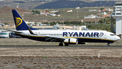 EI-EPE - Boeing 737-8AS - Ryanair