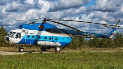 RA-22868 - Mil Mi-8 Hip - Barkol