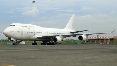 ER-BAC - Boeing 747-4F6 - Terra Avia