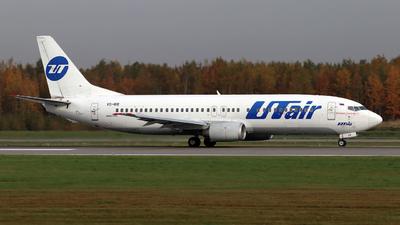 A picture of VQBIE - Boeing 73745S - UTair - © Igor Dvurekov