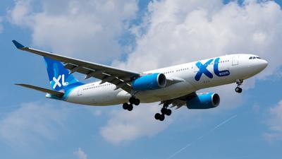 F-GSEU - Airbus A330-243 - XL Airways France