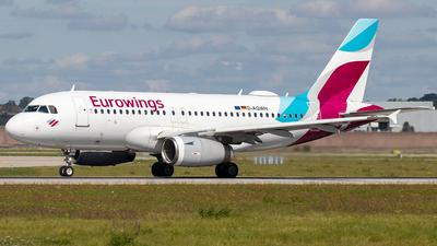 D-AGWH - Airbus A319-132 - Eurowings