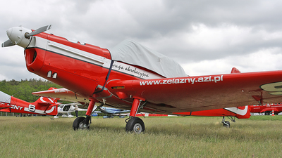 SP-EMF - Zlin 526F - Zelazny Aerobatic Team