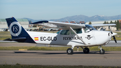 A picture of ECGLO - Cessna 172N -  - © Mateo León