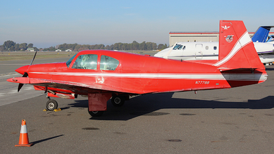 N7778B - Mooney M20C - Private