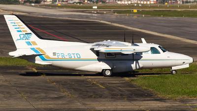 PR-STD - Mitsubishi MU-2B-60 Marquise - Sete Taxi Aéreo