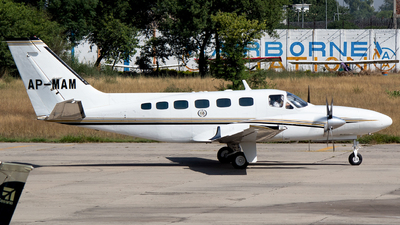 AP-MAM - Cessna 441 Conquest II - Private