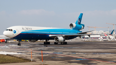 Z-BVT - McDonnell Douglas MD-11(F) - Avient Aviation