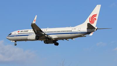 B-1765 - Boeing 737-89L - Air China