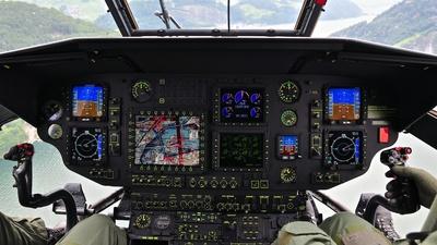 T-323 - Aérospatiale AS 332M1 Super Puma - Switzerland - Air Force