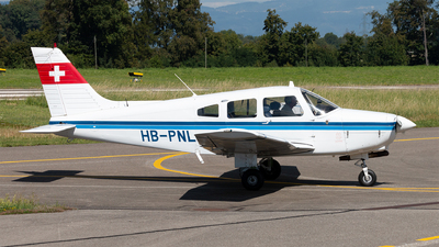 A picture of HBPNL - Piper PA28161 - [2816108] - © Alexandre Faroux