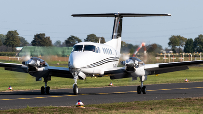 D-IBAR - Beechcraft B200 Super King Air - Private