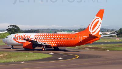 PR-GIT - Boeing 737-809 - GOL Linhas Aereas