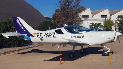 EC-NPZ - Czech Sport Aircraft PS-28 Cruiser - Flyschool