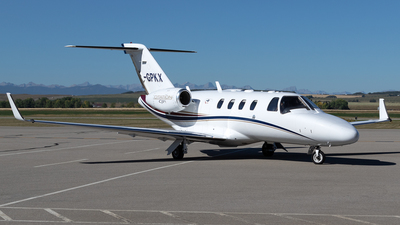 C-GPKX - Cessna 525 CitationJet 1 Plus - Private