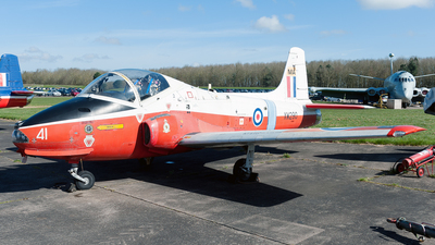 XW290 - Hunting Percival Jet Provost T.5A - United Kingdom - Royal Air Force (RAF)
