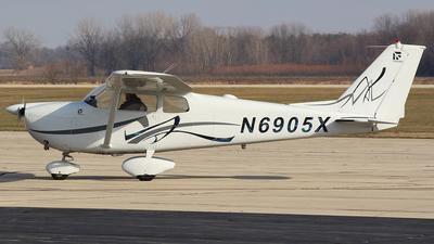 N6905X - Cessna 175B Skylark - Private