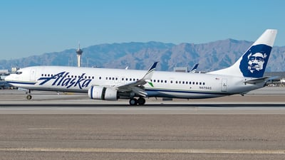 N479AS - Boeing 737-990ER - Alaska Airlines