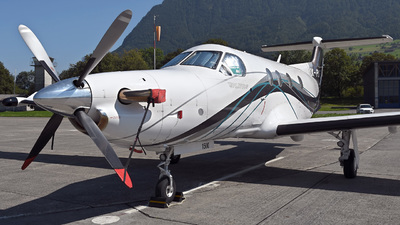 OK-PCF - Pilatus PC-12/47E - Private