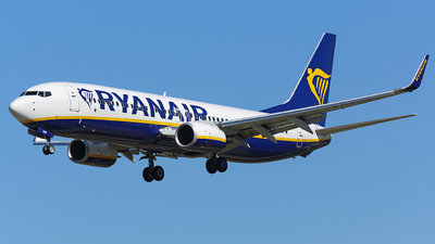 EI-FOV - Boeing 737-8AS - Ryanair