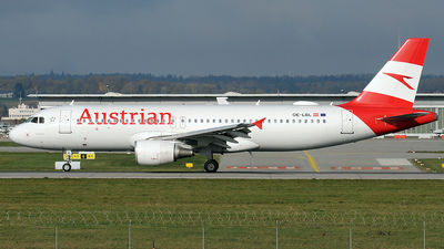 A picture of OELBL - Airbus A320214 - Austrian Airlines - © Claus Seifert