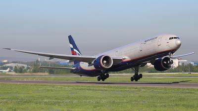 A picture of VPBGB - Boeing 7773M0(ER) - Aeroflot - © Vyacheslav Firsov