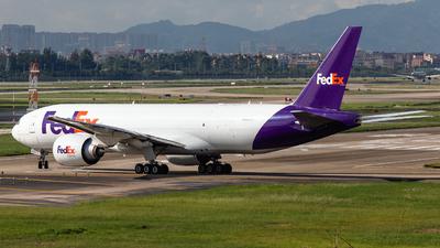 N885FD - Boeing 777-FS2 - FedEx
